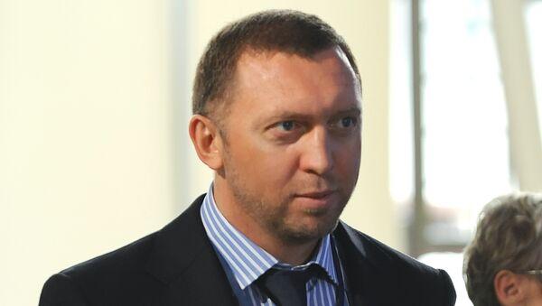 Олег Дерипаска. Архивное фото