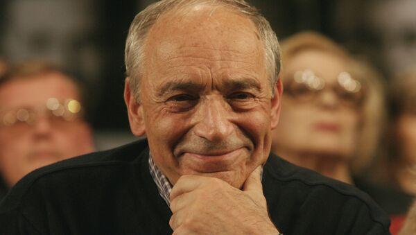Народный артист России Валентин Гафт