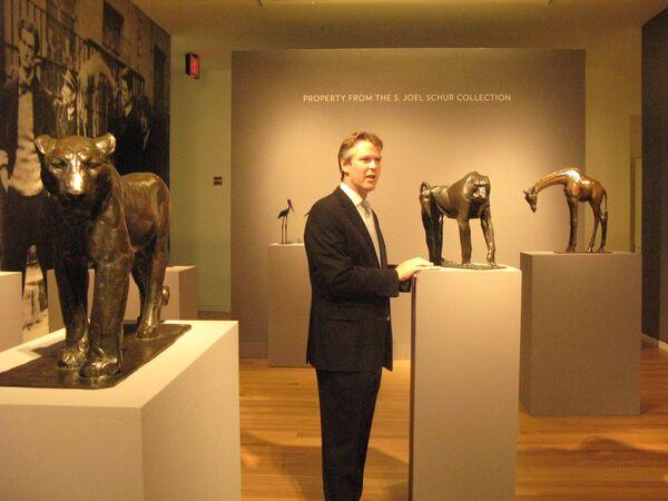 Вице-президент Sotheby's представляет коллекцию Рембрандта Бугатти