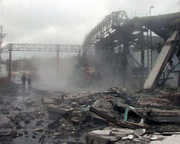 Взрыв на шахте Распадская. Хронология событий
