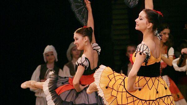 Балет Людвига Минкуса «Дон Кихот» в постановке Новосибирского государственного академического театра оперы и балета