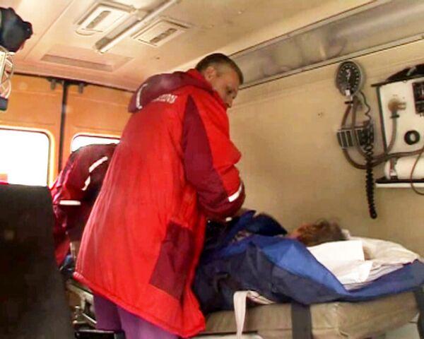Шахтеров, пострадавших при взрывах, перевозят из больницы Междуреченска