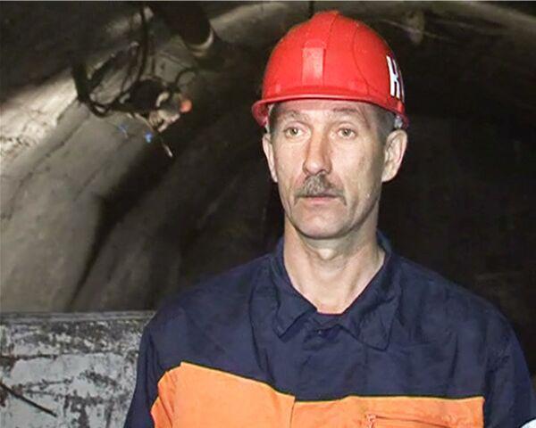 Второй взрыв на Распадской горноспасатель пережил под землей
