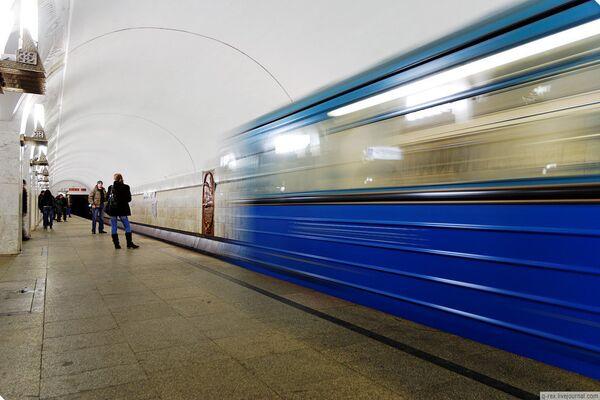 Юбилей метро