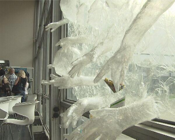 Участники Ночи в музее в Москве любовались Врубелем и изучали воздух