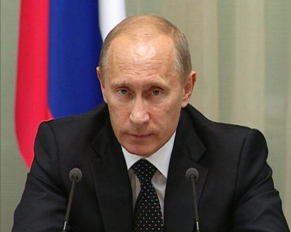 Российская пограничная инфраструктура должна быть на уровне - Путин