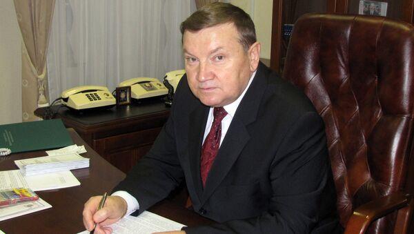 Председатель Государственного военно-промышленного комитета Белоруссии Сергей Гурулев. Архивное фото