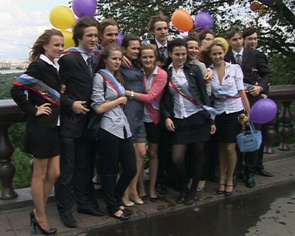 В день Последнего звонка выпускники поделились своими мечтами