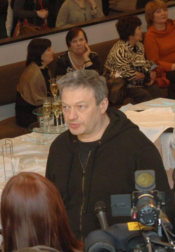 Художественный руководитель театра им. А. С. Пушкина Роман Козак