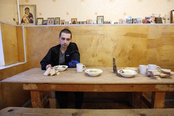 Реабилитационный центр фонда Город без наркотиков для наркозависимых в Екатеринбурге. Архив