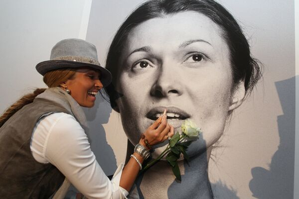 Открытие выставки фотографа Влада Локтева Без макияжа