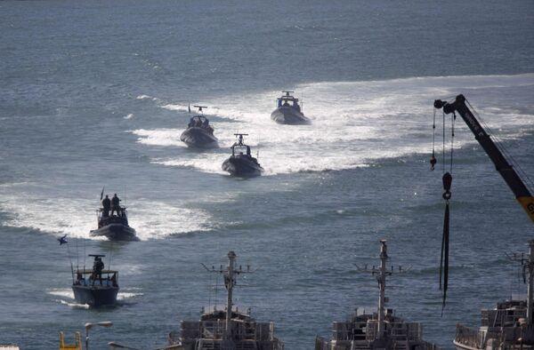 ВМС Израиля