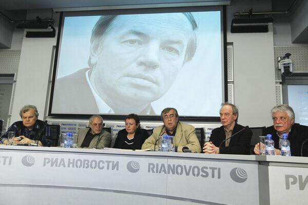 Вечер поэзии, посвященный памяти Андрея Вознесенского