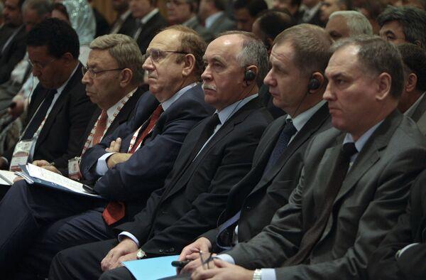 Форум Афганское наркопроизводство - угроза мировому сообществу в Москве. Архив