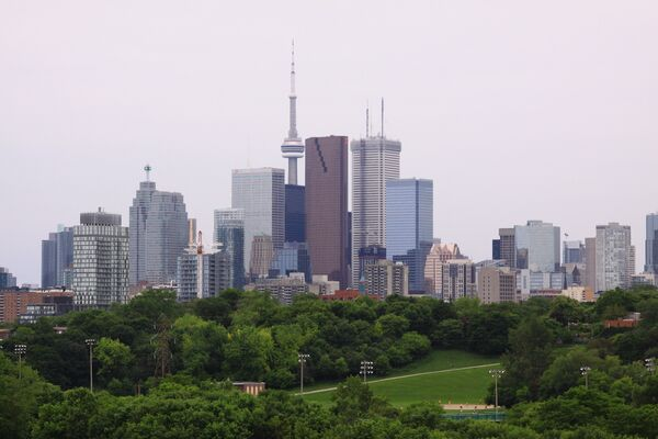 Торонто. Архив