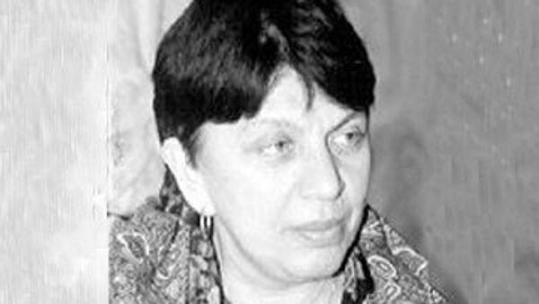 Писательница Наталия Толстая