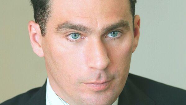 Управляющий директор SAP AG в России и СНГ Владислав Мартынов. Архивное фото