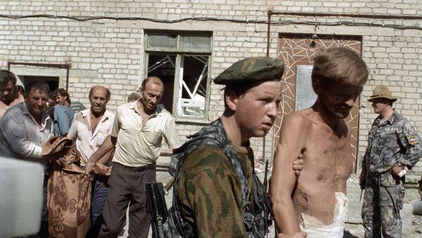 14-19 июня 1995 года чеченскими боевиками под руководством Шамиля Басаева была проведена террористическая операция в городе Буденновске Ставропольского края