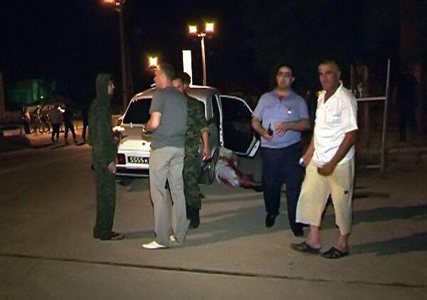 При взрыве в Дагестане, по последним данным, пострадали 17 человек