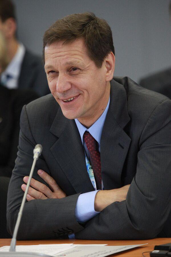 Вице-премьер РФ Александр Жуков. Архив