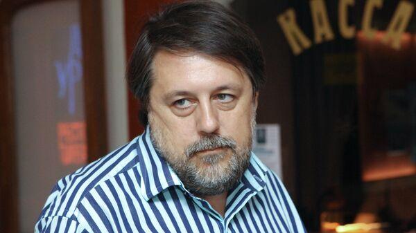 Президент фестиваля Артдокфест Виталий Манский