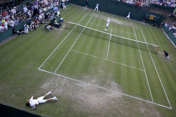 Рекордный теннисный матч