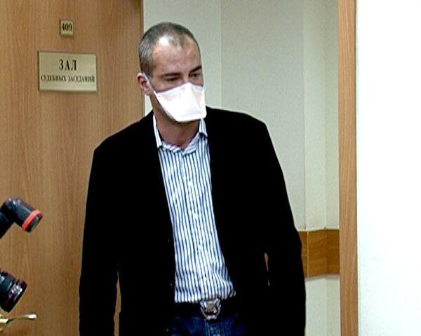 Бывший вице-президент ЮКОСа Василий Алексанян прибыл на заседание суда
