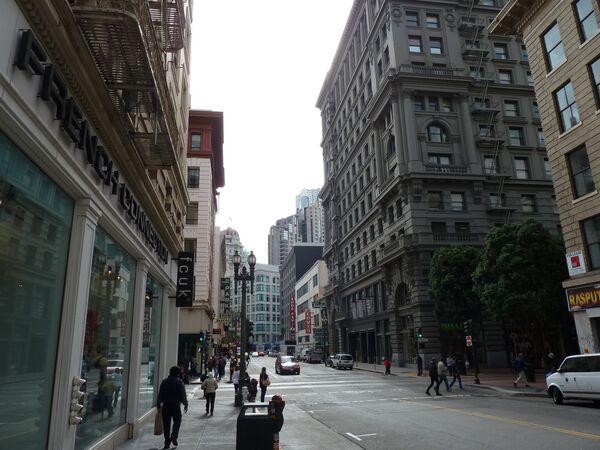 Сан-Франциско: каким его увидели Дмитрий и Светлана Медведева