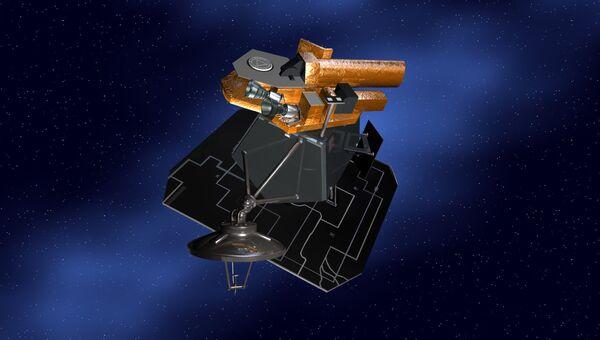 Зонд Deep Impact. Архив