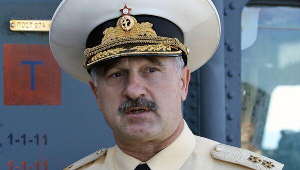Адмирал Константин Сиденко, архивное фото