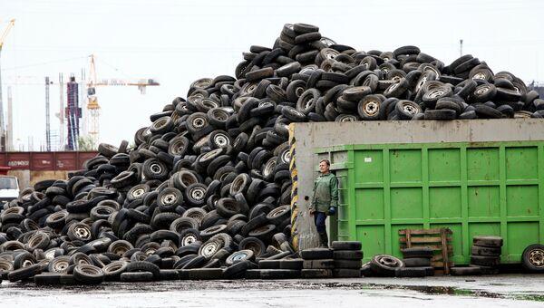 Утилизация автомобилей на предприятии ООО Втормет