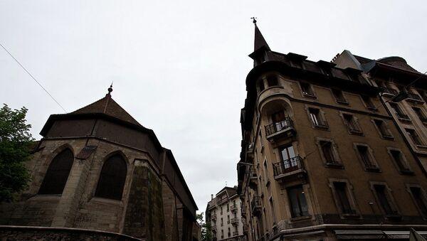 Женева. Архивное фото