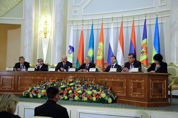 Три в одном: итоги астанинских встреч