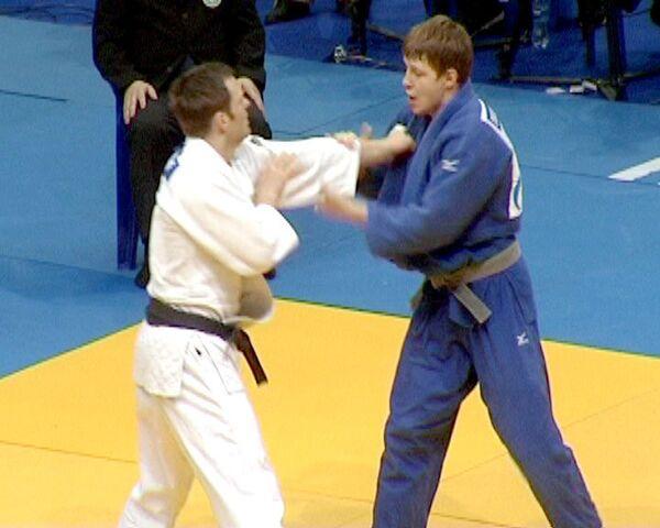 Российские дзюдоисты завоевали пять медалей турнира Большой шлем