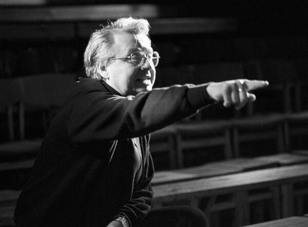 Народному артисту СССР Олегу Табакову исполняется 75 лет.