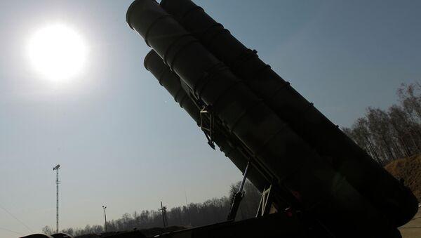 Зенитно-ракетный комплекс (ЗРК). Архивное фото
