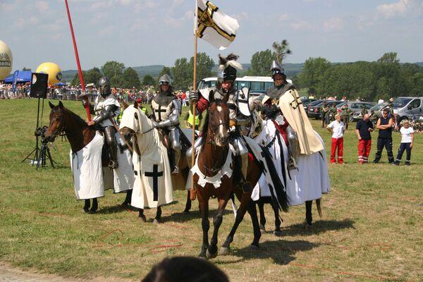 Празднование 600-летия Грюнвальдской битвы в Польше