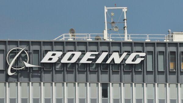 Здание компании Boeing в Лос-Анджелесе. Архивное фото