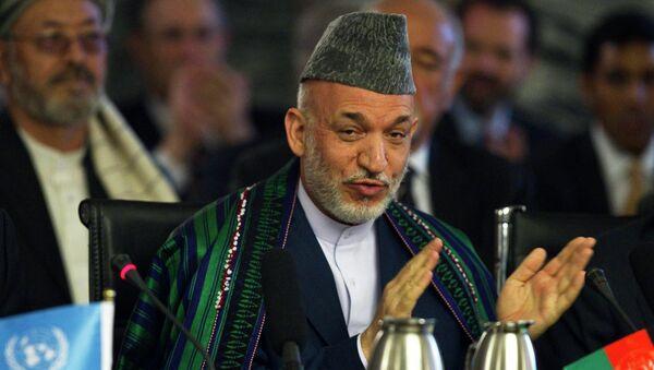 Кабульская международная конференция стран-доноров по Афганистану приняла программу Карзая.
