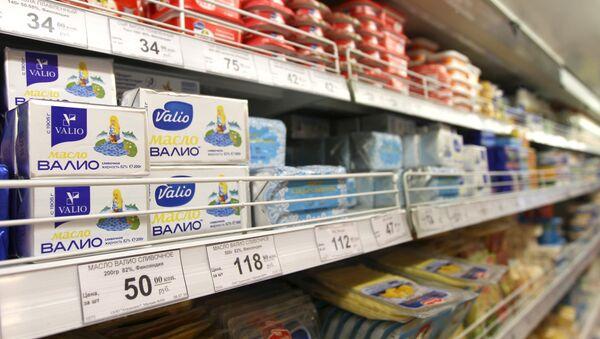 Россельхознадзор снимает ограничения на импорт продукции Valio