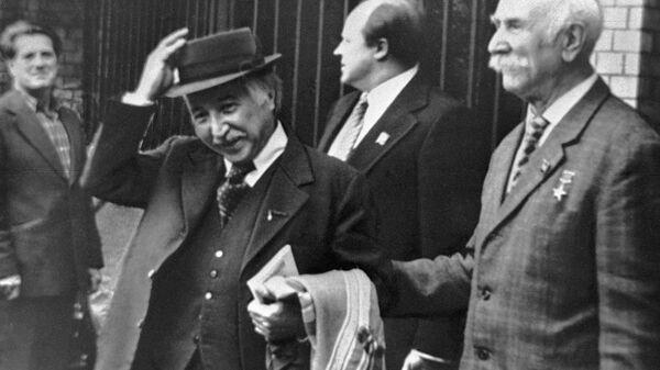 Генеральный секретарь ЦК Компарии Чили Корвалан