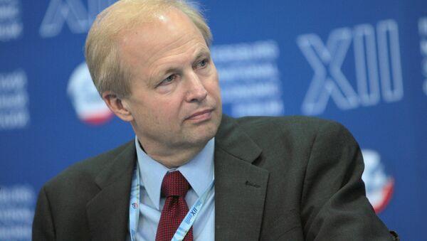 Президент и главный управляющий директор ТНК-BP Роберт Дадли. Архивное фото