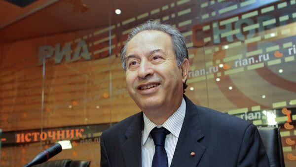 Посол Марокко. Архивное фото