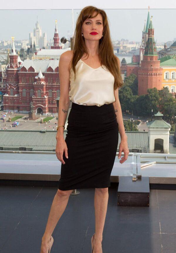 Анджелина Джоли. Архив