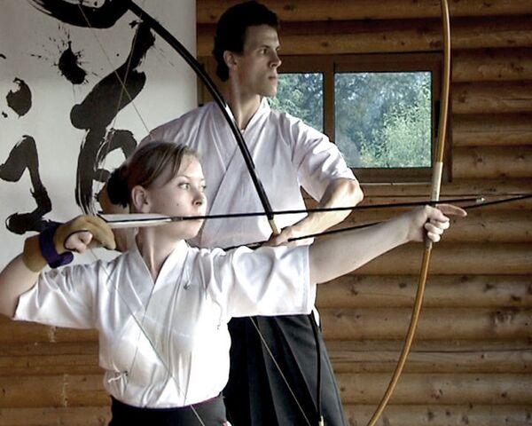Военное искусство японских самураев превратилось в хобби для русских