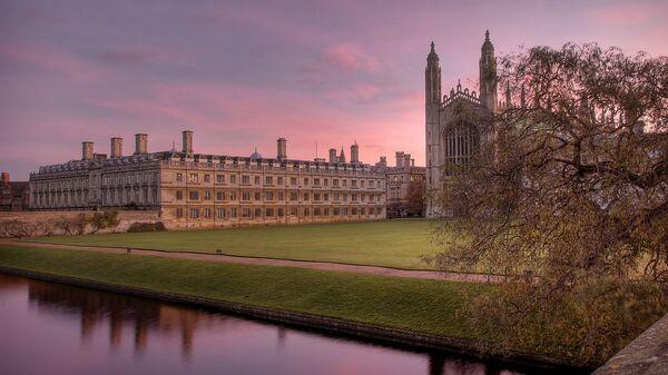 Королевский колледж Кембриджского университета. Архивное фото