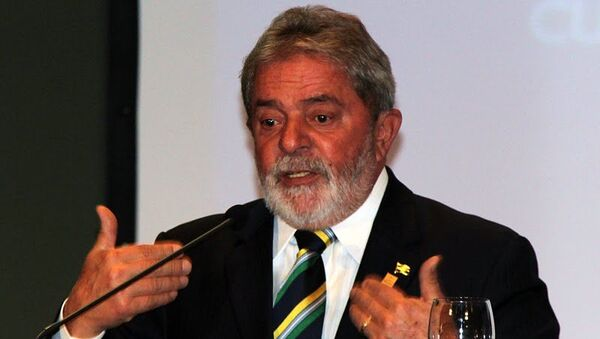Президент Бразилии Луис Инасио Лула да Силва на саммите МЕРКОСУР