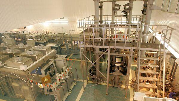Российский ядерный центр в Сарове