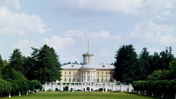 Большой дворец усадьбы Архангельское