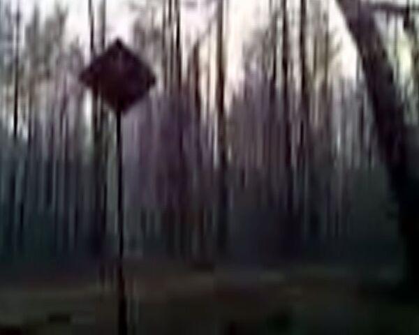 Последствия пожара в Тольятти